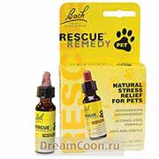 "Капли Баха ""Rescue remedy Pet"" 10 мл"